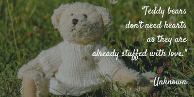 20 Teddy Bear Images With Love Quotes To Give You Warmth Enkiquotes