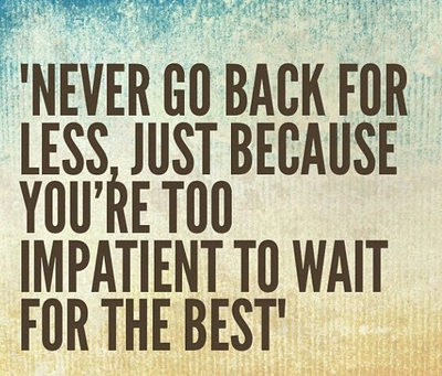 20 Most Inspiring Quotes about Never Settling - EnkiQuotes