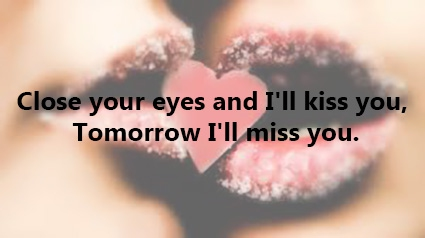 25 Quotes About Kissing to Make You Blush! - EnkiQuotes