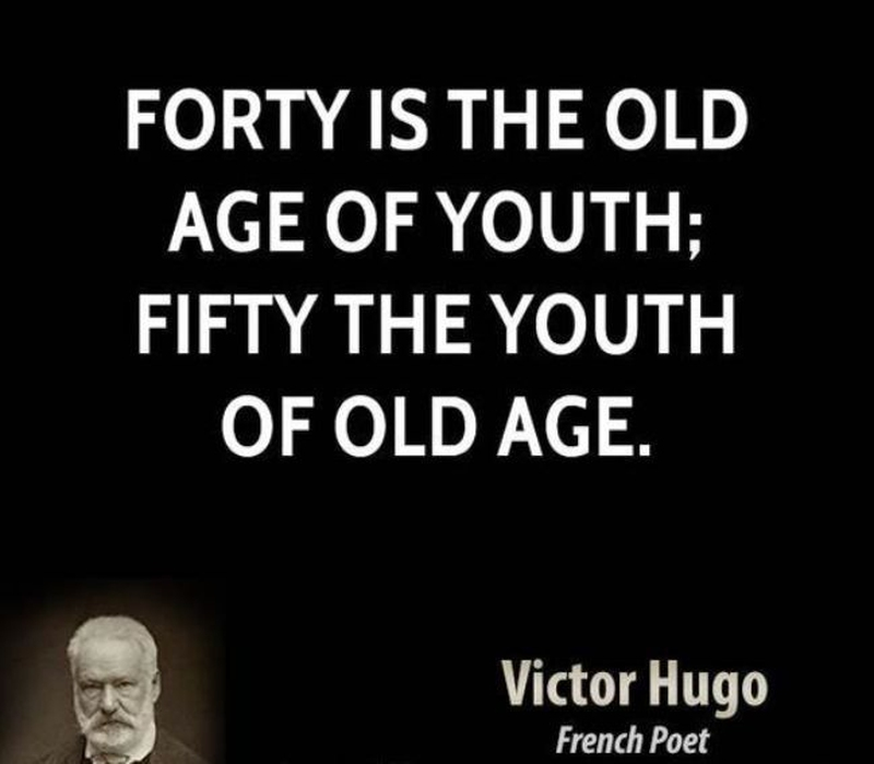 Turning 40 Quotes Unique 25 Interesting And Useful Quotes About Turning 40  Enkiquotes