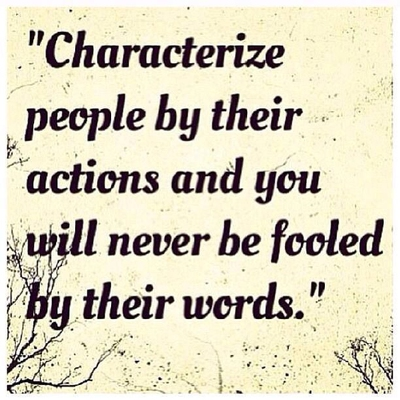 22 Actions Speak Louder Than Words Quotes Enkiquotes