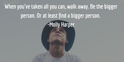 25 Be The Bigger Person Quotes To Inspire Everyone Enkiquotes