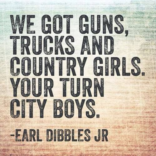 Homage to the Country Life with Funny Country Quotes ...