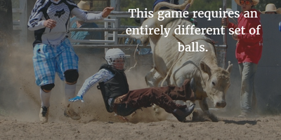 Bull Riding Quotes: Stay in the Saddle, No Matter What ...