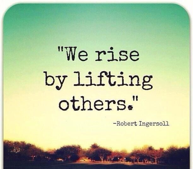 Helping Others Quotes Unique 28 Motivational Quotes About Helping Others  Enkiquotes