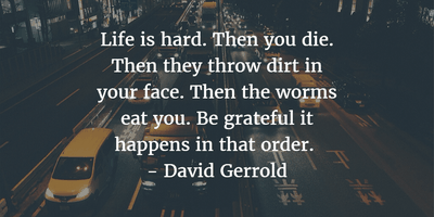 28 Motivational Quotes About Life Being Hard - EnkiQuotes