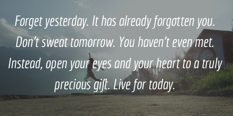 Live For Today Quotes Endearing Enjoy Your Days More With Live For Today Quotes  Enkiquotes