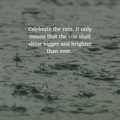 20 Funny Quotes on Rain for All Rain Lovers - EnkiQuotes