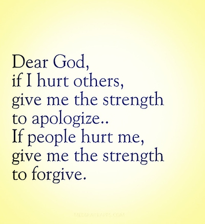 27 Asking for Forgiveness Quotes and Forgiving Others
