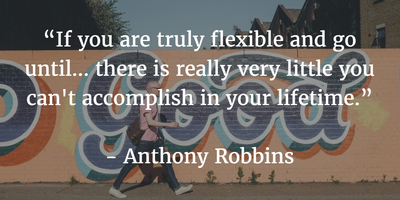 Quotes About Being Flexible To Help You Reach Your Goals Enkiquotes