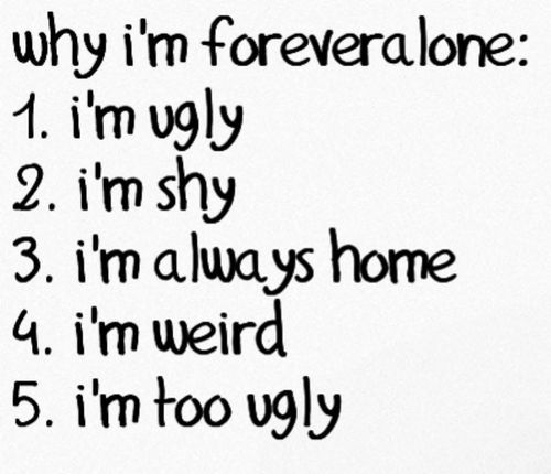 20 forever alone quotes that resonate with your feelings enkiquotes