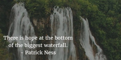 Feel the Power of Nature with These Quotes About Waterfalls