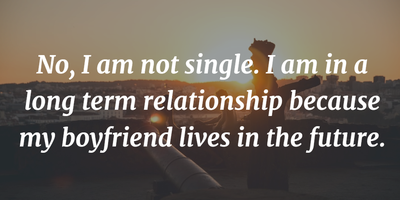 Funny Single Quotes To Make You Love Single Life Enkiquotes