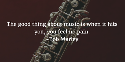 32 Funny Quotes About Music Enkiquotes