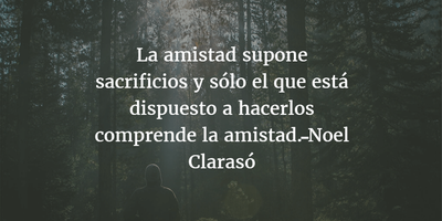 Top 30 Quotes on Friendship in Spanish   EnkiQuotes