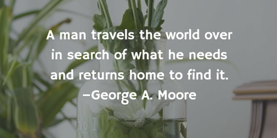 25 Moving Quotes To Express No Place Is Like Home Enkiquotes