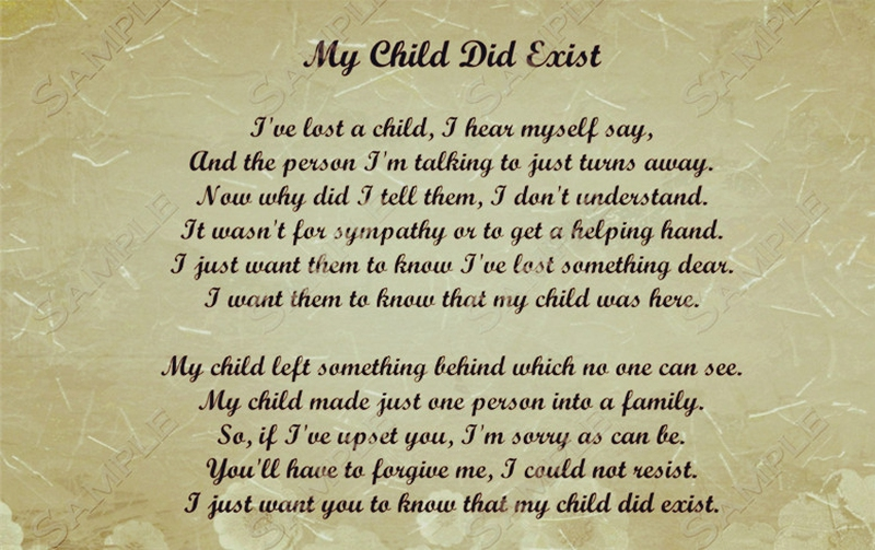 Quotes About Losing A Child Cool 21 Quotes On Loss Of Son That Will Touch Your Heart  Enkiquotes