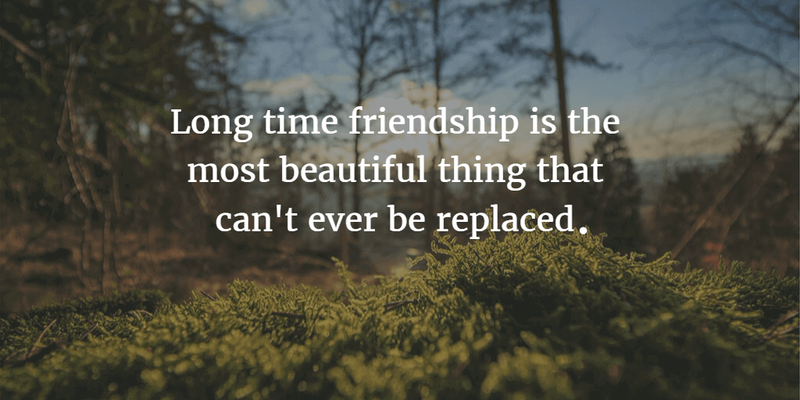 Quotes About Long Friendships Awesome Long Term Friendship Quotes To Those Who Accompany You So Long