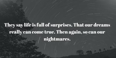 Life Is Full Of Surprises Quote Enkiquotes