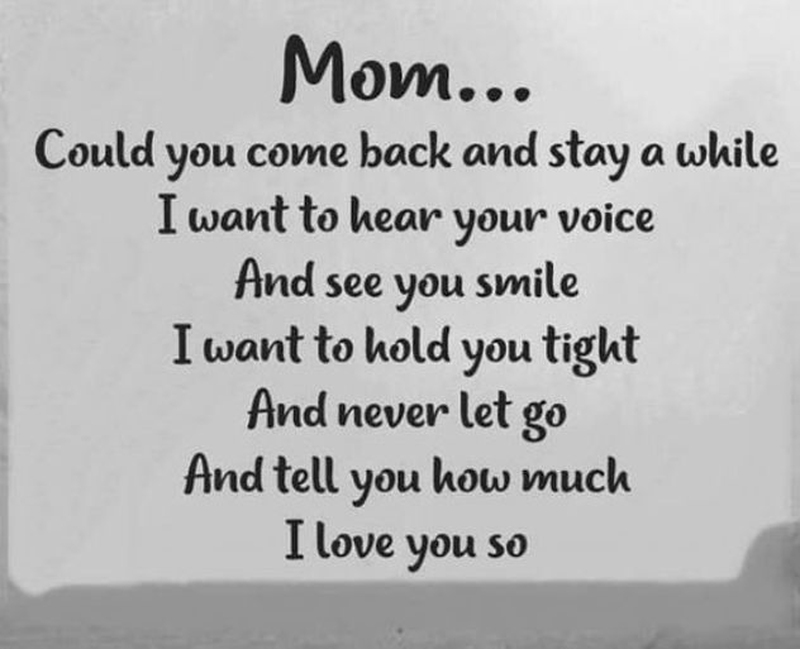 "Quotes On Loss New 25 Emotional ""grieving The Loss Of A Mother"" Quotes  Enkiquotes"
