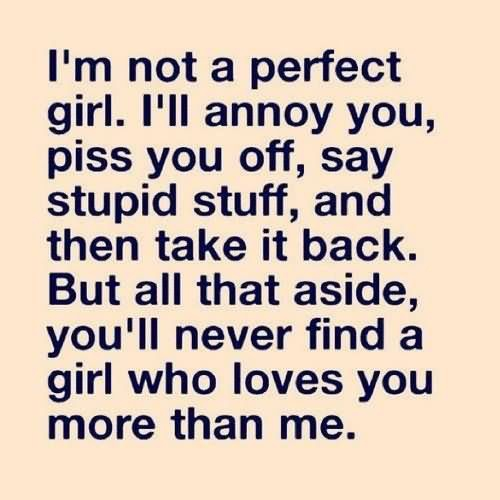 22 I Am Perfect Quotes To Make You Feel Perfect Enkiquotes