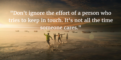 25 Keep In Touch Quotes For Our Beloved People Enkiquotes