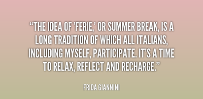 25 Quotes About Summer Vacation