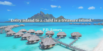 20 Quotes About Islands That Are Also About People - EnkiQuotes