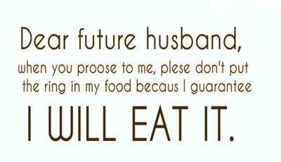 Quotes For Future Husband Whats Your Expectation Enkiquotes