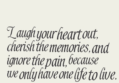 Cherish Your Life Quotes Classy Learn To Enjoy Life With These Cherish Life Quotes  Enkiquotes