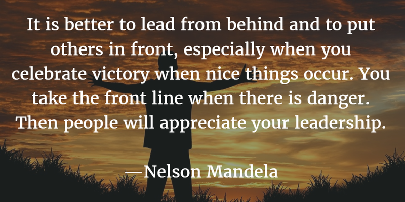 Quotes About Great Leaders Extraordinary Inspire Leader Within You With 22 Great Leadership Quotes  Enkiquotes