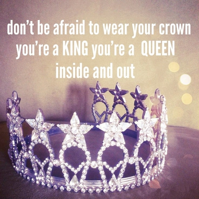 Wear Your Crown Quotes To Instantly Boost Your Esteem Enkiquotes