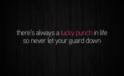 """26 Helpful """"Never Let Your Guard Down\"""