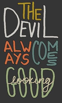 dating the devil quotes