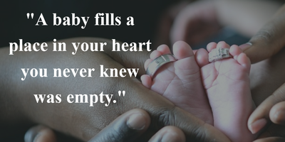 Beauty Of Giving Birth Sweet Pregnancy Quotes Enkiquotes