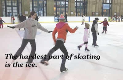Ice Skating Quotes 25 Beautiful Ice Skating Quotes   EnkiQuotes Ice Skating Quotes