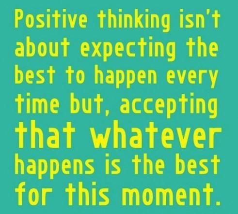 32 Motivational Power Of Positive Thinking Quotes Enkiquotes