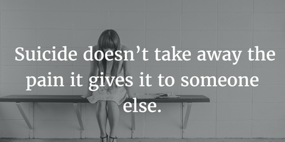 Suicide Prevention Quotes Worth Remembering And Sharing Enkiquotes