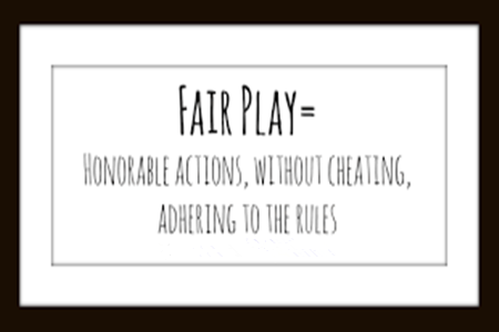 Quotes About Fair Play To Act With Justice EnkiQuotes Impressive Quotes About Play