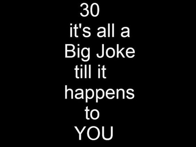 Turning 30 Quotes | Quotes About Turning 30 Enkiquotes