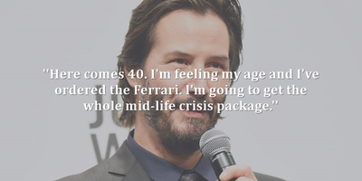 Quotes By Keanu Reeves That Hold Important Messages Enkiquotes