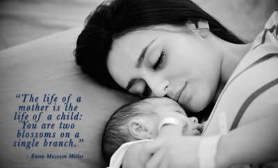 30 Beautiful Images Of Mother And Child With Quotes Enkiquotes
