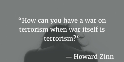Terrorist Attack Quotes To Emphasize The Importance Of Peace