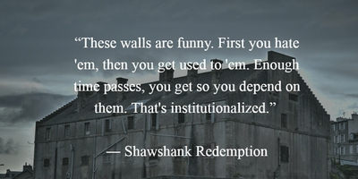 24 Classic Shawshank Redemption Quotes to Inspire Your Hope ...