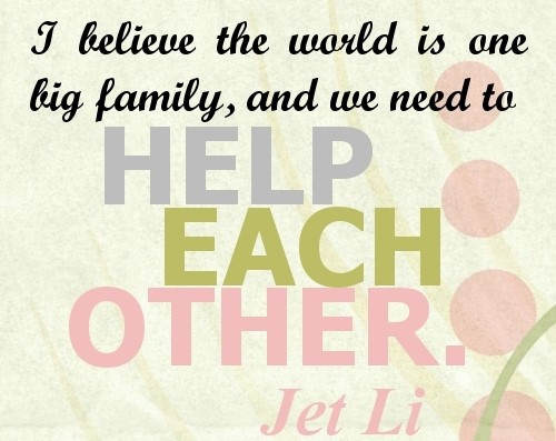 Help Quotes Amazing 28 Motivational Quotes About Helping Others  Enkiquotes