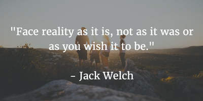 Facing Reality Quotes That Will Help You Get Through Enkiquotes