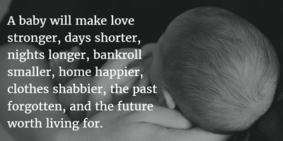 New Parents Quotes 20 Inspirational Quotes for New Parents: Baby Is Coming   EnkiQuotes New Parents Quotes