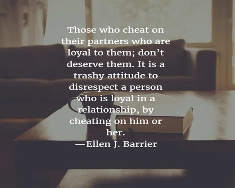 Cheating Husband Quotes Alluring 20 Impressive Cheating Husbands Quotes  Enkiquotes