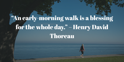 Morning Walk Quotes That Will Make You Get Up Earlier Enkiquotes