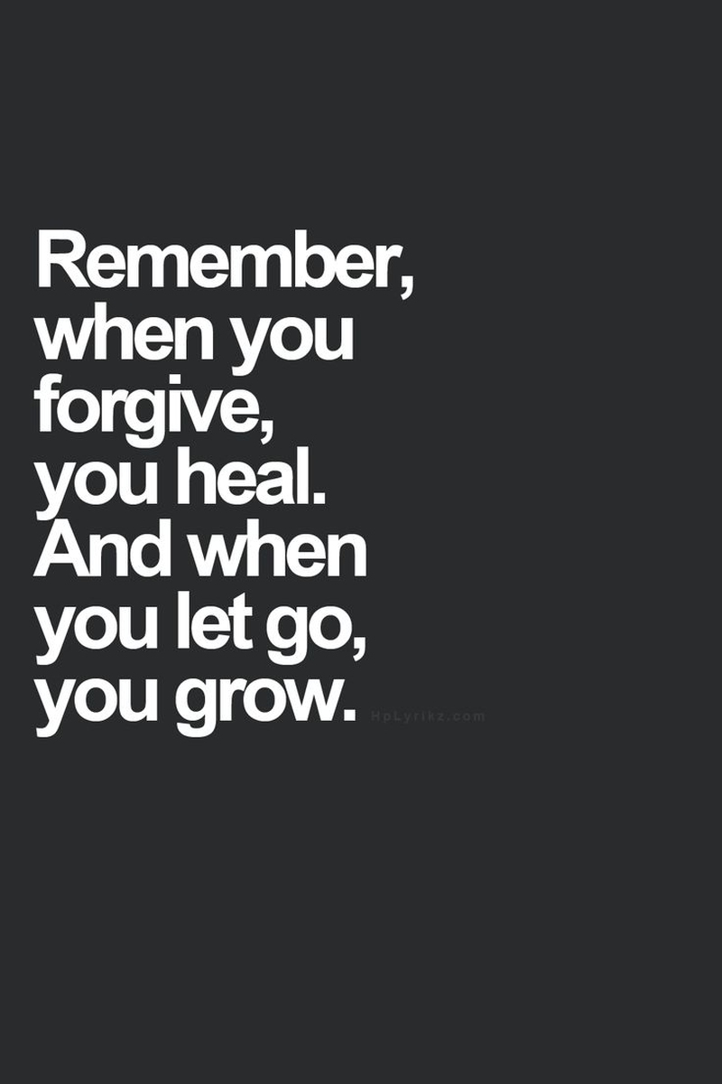 Quotes On Forgiveness 30 Best Forgive And Forget Quotes To Let Go Of Resentment  Enkiquotes
